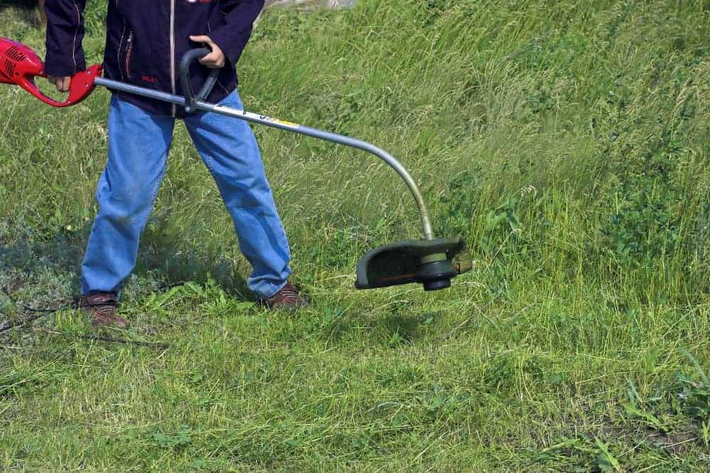 What Causes a Weed Eater to Bog Down