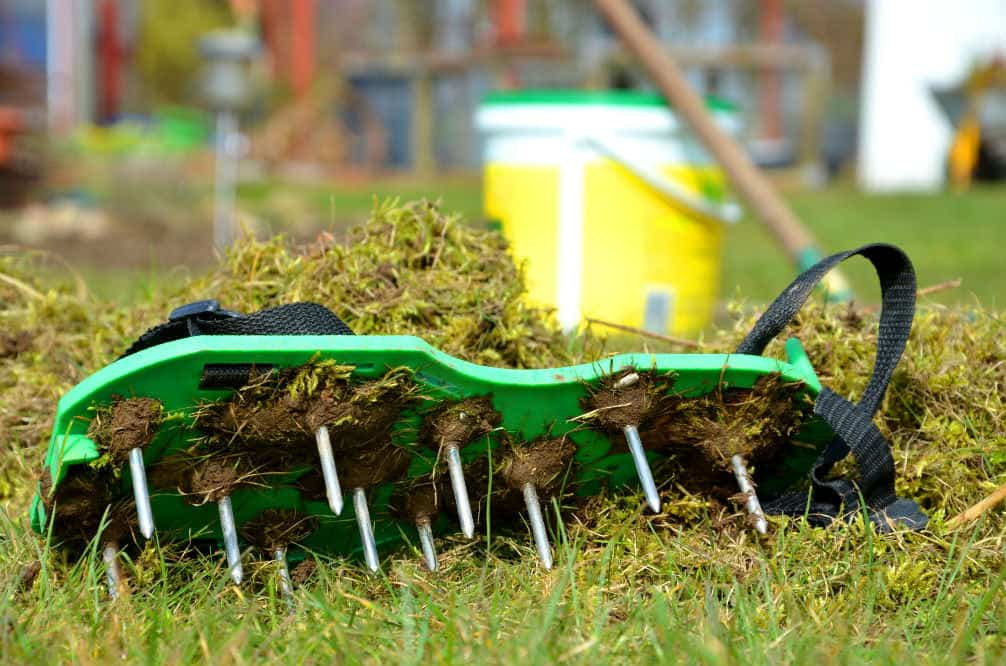 How to Aerate Lawns